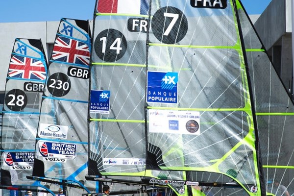 Sailing World Championships in Aarhus
